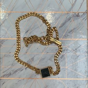 Vince Camuto gold necklace